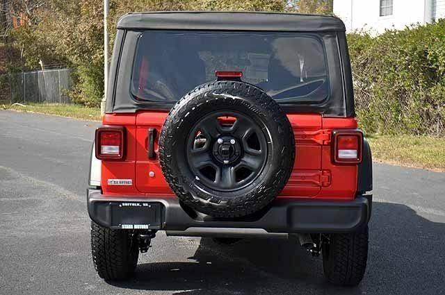 2018 jeep wrangler sport in suffolk va norfolk jeep for Star motors in suffolk va