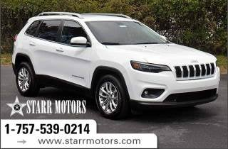 2019 jeep cherokee latitude in suffolk va norfolk jeep for Star motors in suffolk va