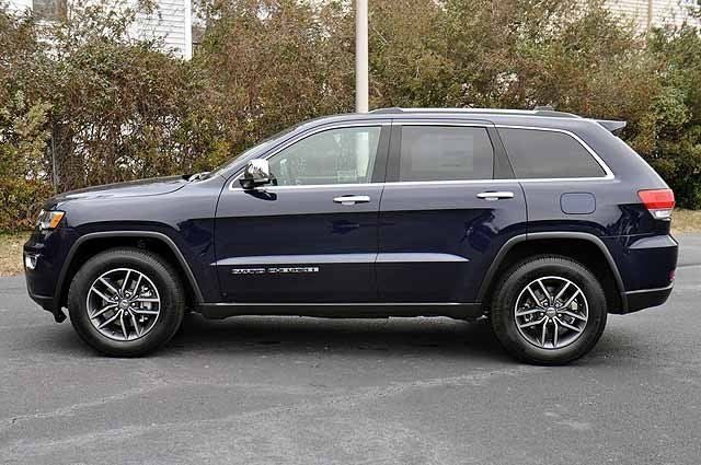 2018 jeep grand cherokee limited in suffolk va norfolk for Starr motors off road