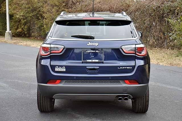 2018 jeep compass limited in suffolk va norfolk jeep for Starr motors off road