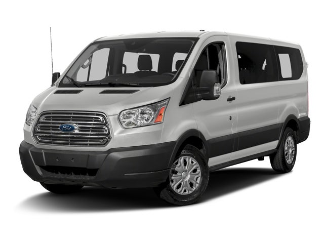 Ford Transit Wagon >> 2016 Ford Transit Wagon Xl