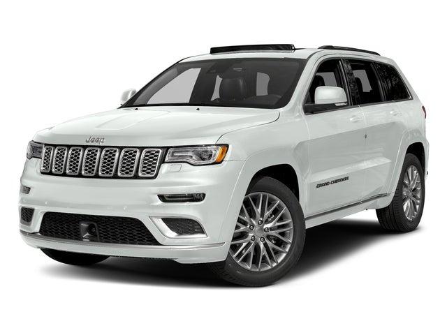 Attractive 2018 Jeep Grand Cherokee Summit