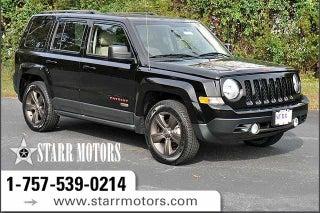 2017 Jeep Patriot 75th Anniversary Edition In Suffolk Va Starr Motors Incorporated