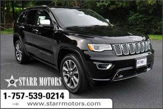2018 Jeep Grand Cherokee Overland In Suffolk, VA   Starr Motors Incorporated
