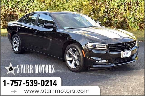 2018 Dodge Charger Sxt Plus In Suffolk Va Norfolk Dodge Charger